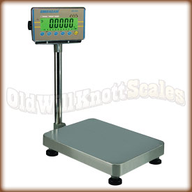 The Adam Equipment AFK330a industrial bench scale