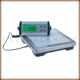 The Adam Equipment CPWplus industrial bench scale with remote display.