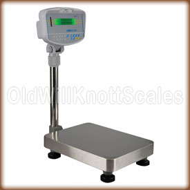 The Adam Equipment GBK260a industrial bench scale