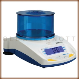 The Adam Equipment HCB 302 precision balance