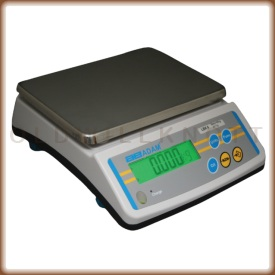 The Adam Equipment LBK compact bench scales