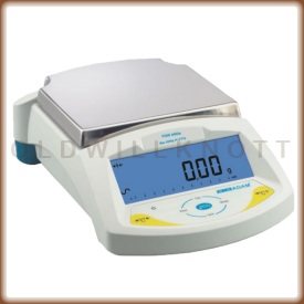 The Adam Equipment PGW 1502 precision balance
