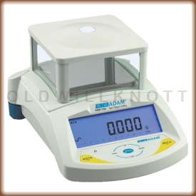 The Adam Equipment PGW 753 precision balance