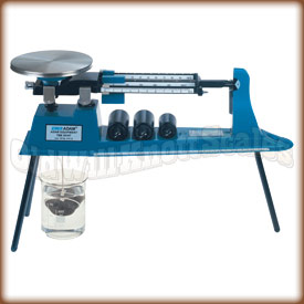 Adam TBB 2610T Triple Beam Balance - With Tripod Legs, Using Under Balance Hook