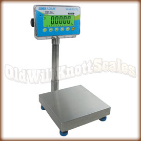 Adam Equipment WBK 165a Warrior Washdown Bench Scale