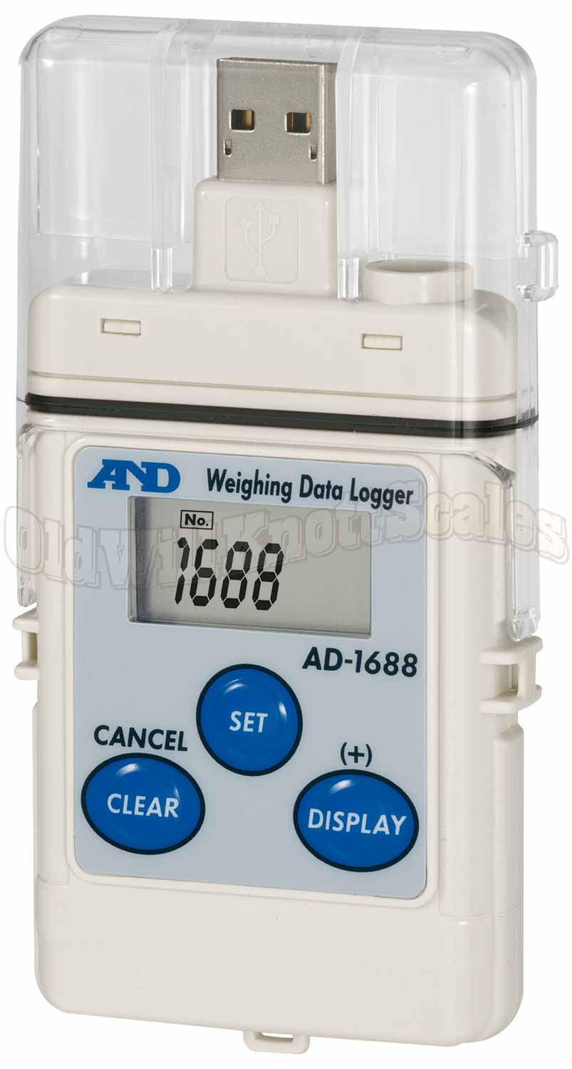 Data Acquisition Set : A d weighing ad data logger