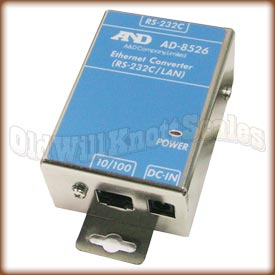 A&D - AD-8526-25 Ethernet Adapter