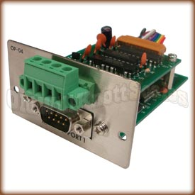 A&D - FC-04i RS-232 and Relay Output
