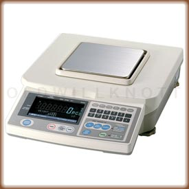 The A&D FC-Si Series digital counting and inventory scales.
