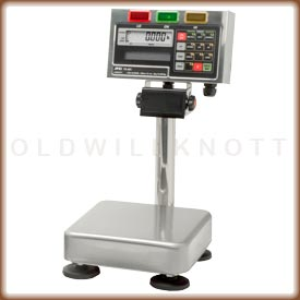 The FS-i checkweighing scale with small platform.