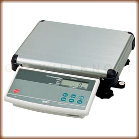 The HD industrial scale with column mount display.