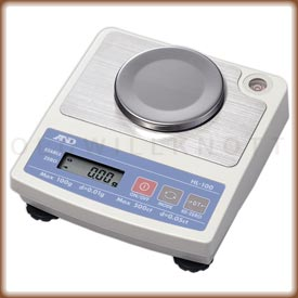 The A&D HL-100 compact precision balance