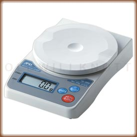 The A&D HL-200i compact precision balance