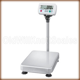 The A&D SC150KAL washdown scale
