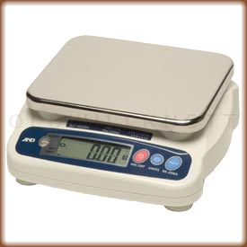 The A&D SJ Series Compact Scale