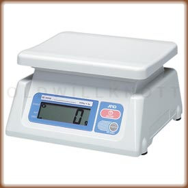 The A&D SK-Z Series Compact Scale