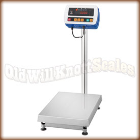 The A&D SW Series high pressure washdown scale.