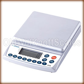 The Citizen CCS 2000 Coin Counting Scale.