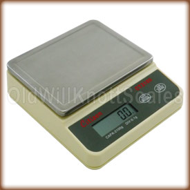 The Citizen CT2100 precision scale.