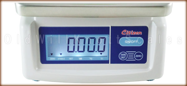 Citizen - CTL-6 - Display