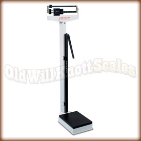 Detecto - 339 - Eye Level Beam Scale with Height Rod