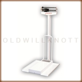 Detecto 485/4851 Mechanical Wheelchair Scale
