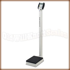 The Detecto 6337 eye level physician scale.