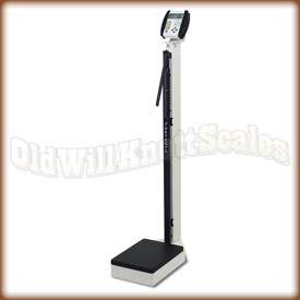 The Detecto 6339 eye level physician scale.