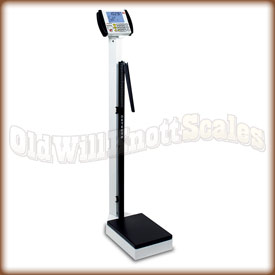 The Detecto 6439 eye-level physician scale.