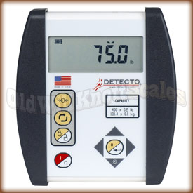 Detecto 750 weight indicator