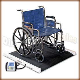 Detecto BRW1000 Digital Wheelchair Scale