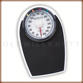 Detecto d1130 mechanical dial scale - How to calibrate a bathroom scale ...