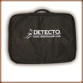 Carry case for Detecto floor scales