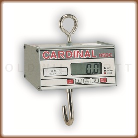 Detecto HSDC Legal for Trade digital hanging scale