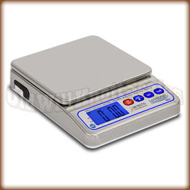 The Detecto Mariner WPS10 waterproof scale