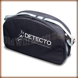 Carry case for the Detecto MB130 and MB150