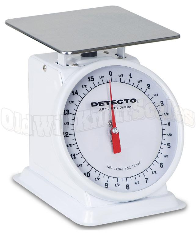 detecto pt1 enamel body u0026 fixed dial - Detecto Scales