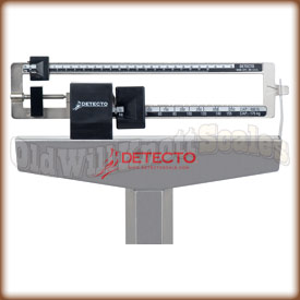 Detecto - 2371S - Stainless Steel Weighing Beams