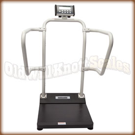 health o meter 1100 KL professional bariatric scale.