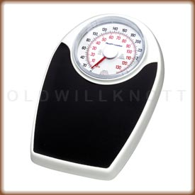 The Health o meter 142 KL mechanical bathroom scale