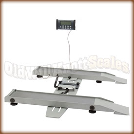 health o meter 2400 KL professional wheelchair scale.