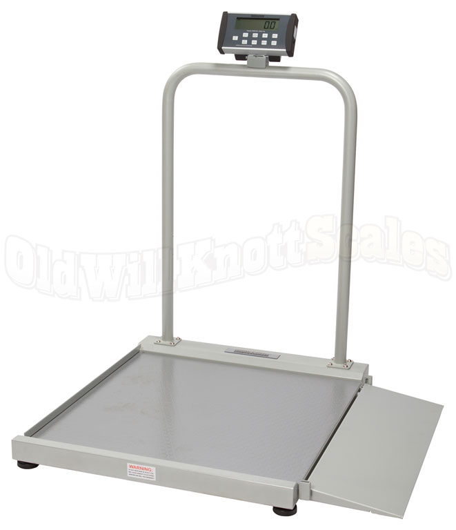 Health O Meter 2500kl Professional Wheelchair Scale
