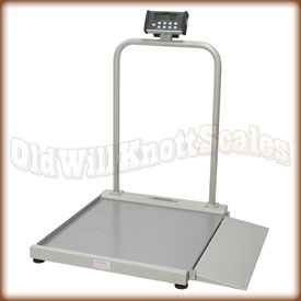 health o meter 2500 KL professional wheel chair scale.
