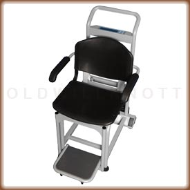health o meter 2595 KL professional chair scale.