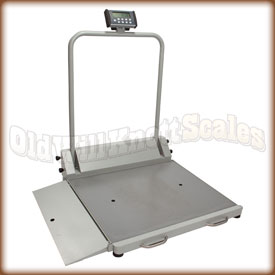 health o meter 2600 KL professional wheel chair scale.