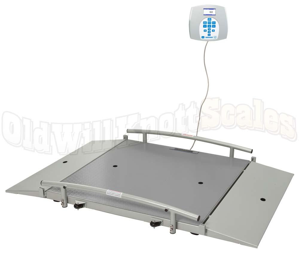 Wheel Chair Scale health o meter 2700kl platform wheelchair scale