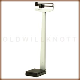 health o meter 400 KL physician beam scale.