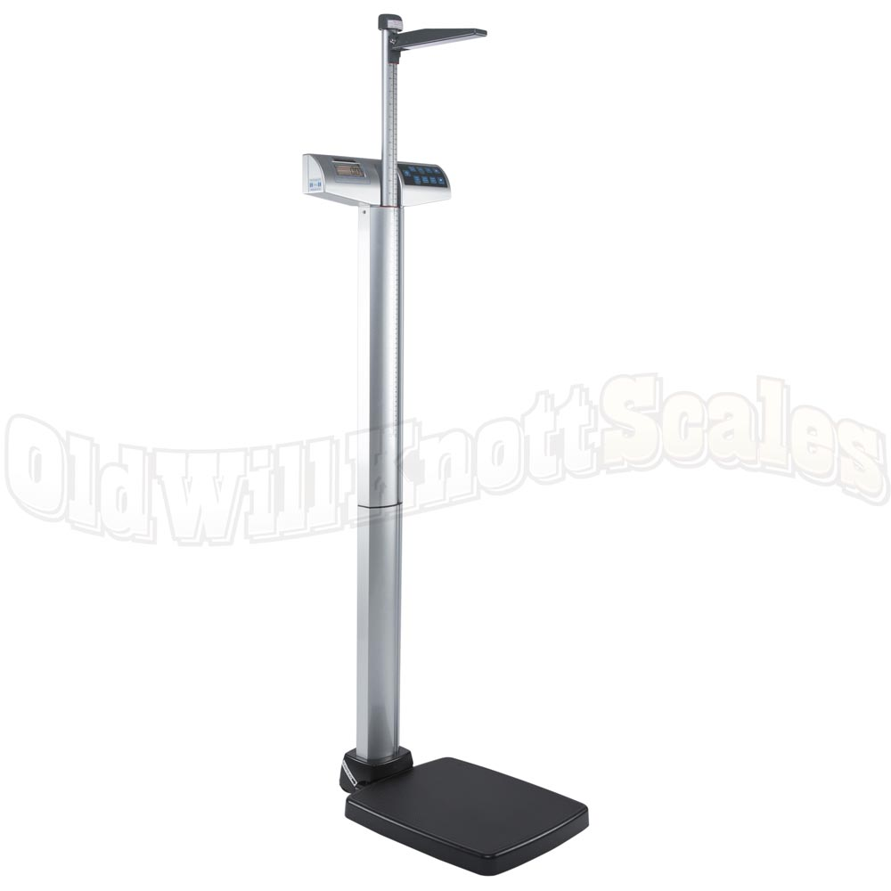 Health O Meter 500kl High Capacity Eye Level Column Scale