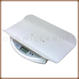 The Health o meter 549KL digital baby scale