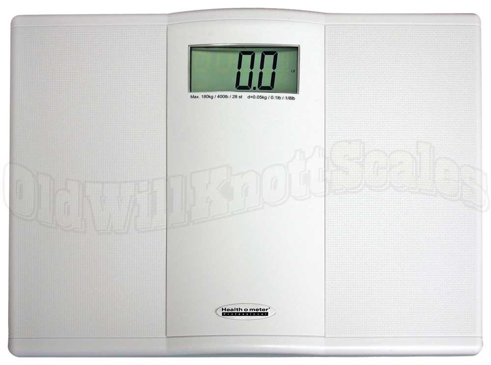 Health o meter 822kls digital bathroom scale - How to calibrate a bathroom scale ...